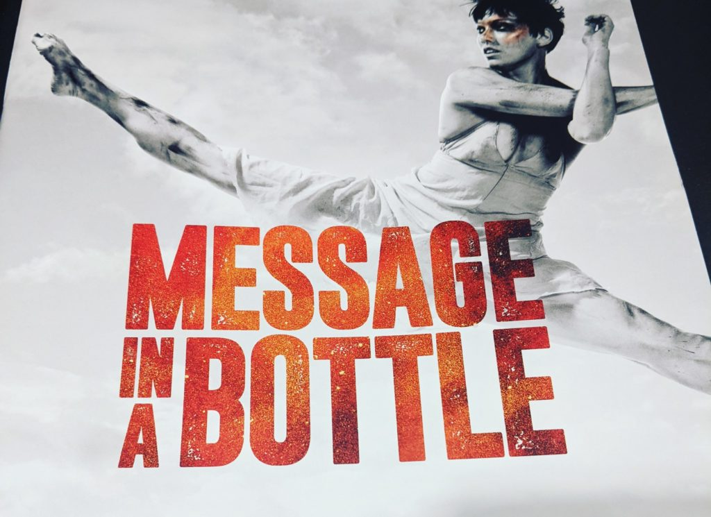 Message in a Bottle Theatre Programme